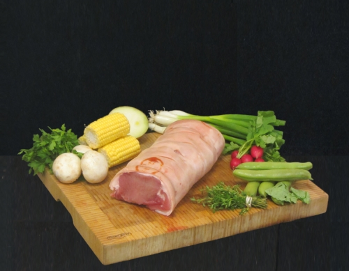 British Loin of Pork Joint Boneless