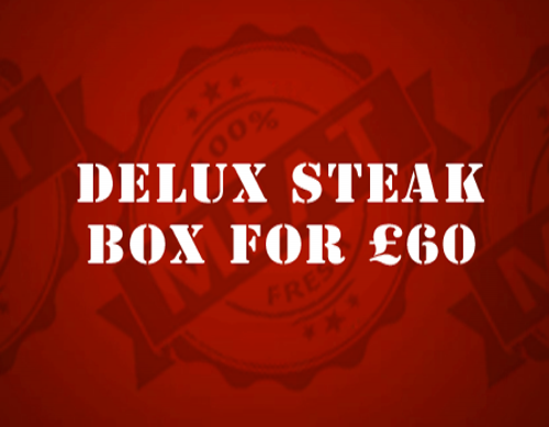 Deluxe Steak Hamper