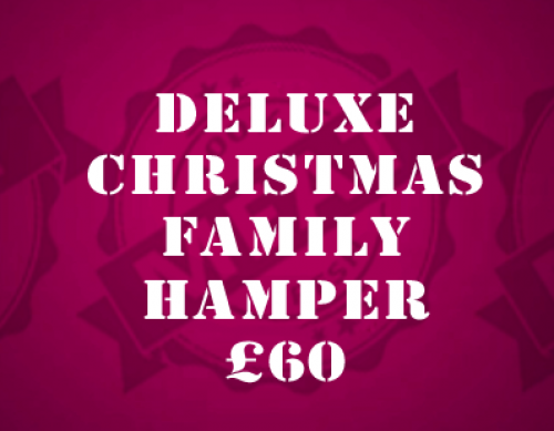 Deluxe Christmas Family Hamper